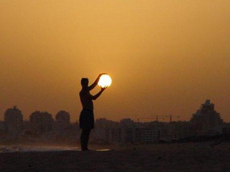 J'veux du soleil!